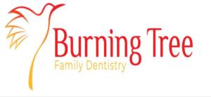 Burning Tree Banner